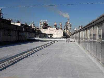 Żory Dach Przemysłowy